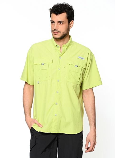 Columbia Gömlek Yeşil
